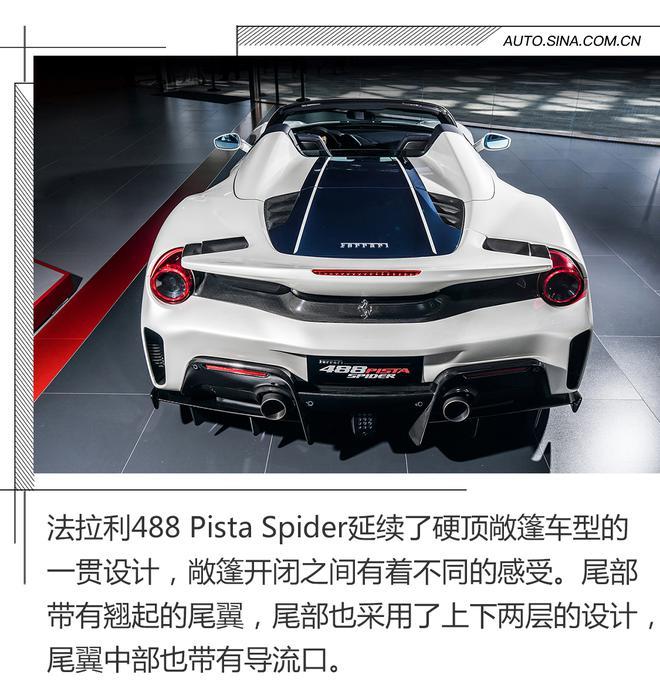 赛道新宠,法拉利488 Pista Spider解析