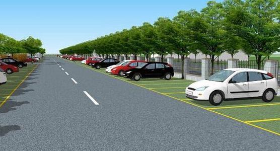 发改委:推进各类重点公共区域配建停车场