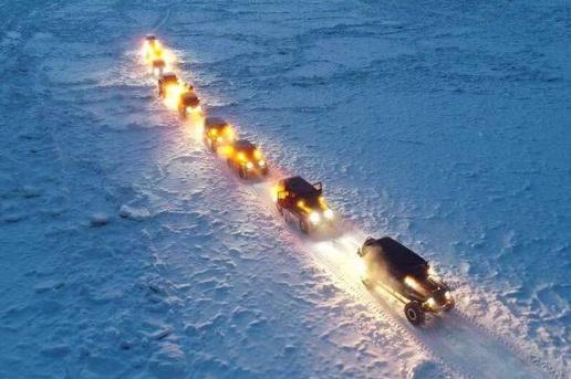 跟着奇骏穿越北纬47°是种怎样的体验?