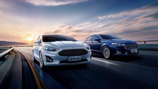 长安福特汽车有限公司召回部分新蒙迪欧、锐界汽车