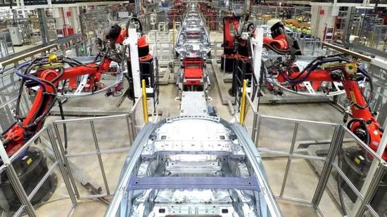 特斯拉的核心竞争力:不只是车,还有工厂