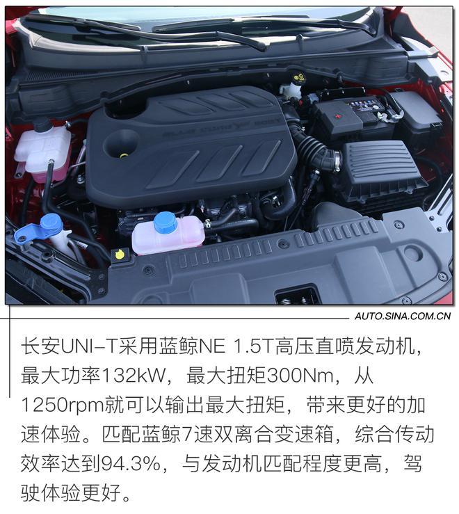 国货SUV驾控新标杆 试驾长安UNI-T
