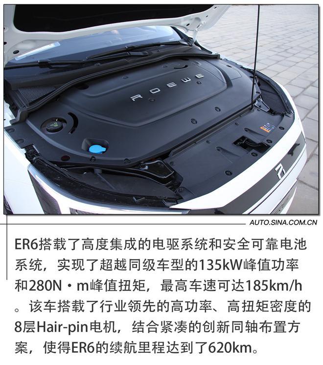 适合长途自驾游的纯电动汽车 深度试驾R ER6
