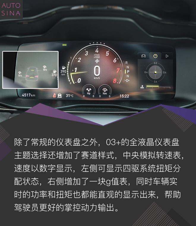真正意义上的中国性能车 试驾领克03+
