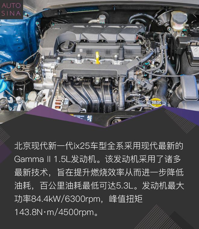 风格够别致 试驾北京现代新一代ix25