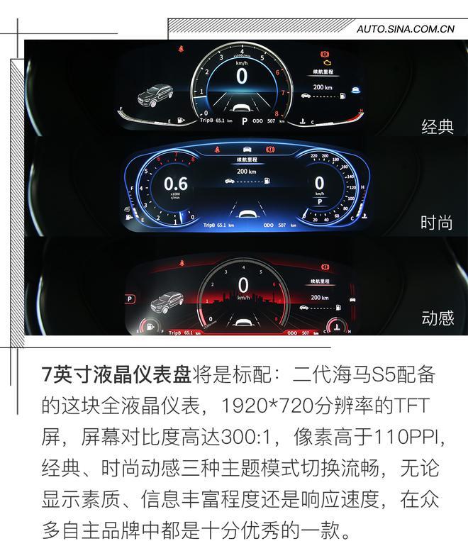 销量担当再进化 二代海马S5 1.6TDGI试驾