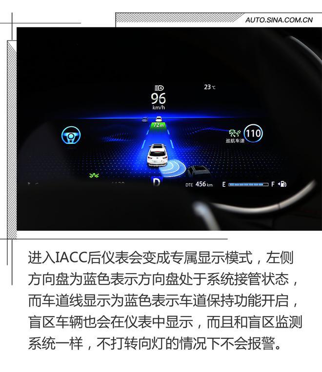 新能源之外的自主王牌 长安IACC系统体验