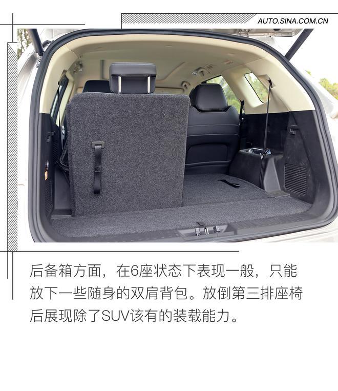 以家为主 新浪汽车试驾捷途X90 1.6T 6座
