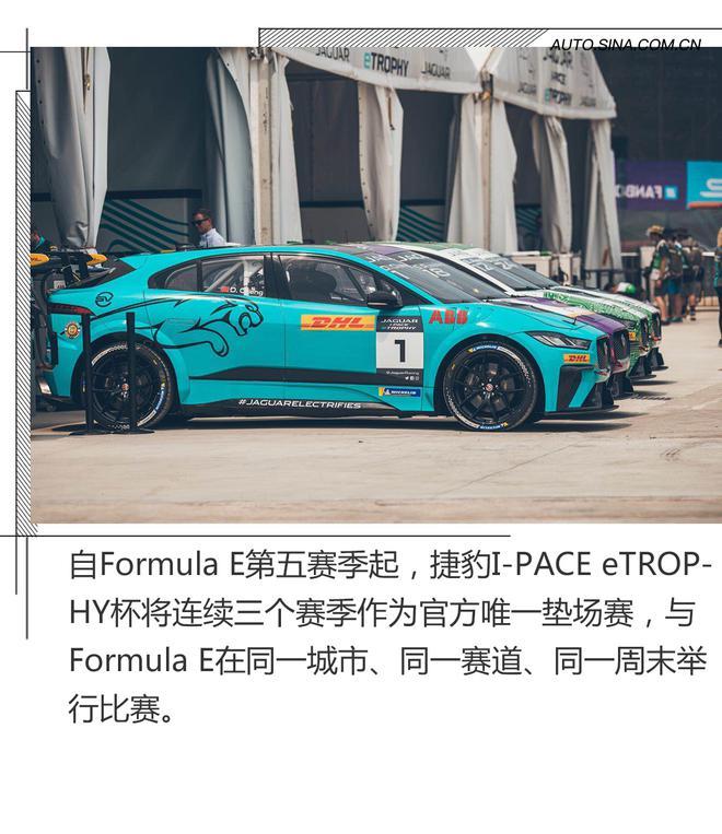 捷豹I-PACE eTROPHY杯锦标赛三亚站落幕