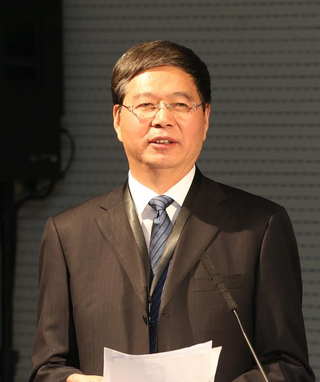 汽车评价研究院院长 李庆文