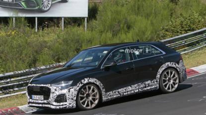 奥迪将在今年推出6款RS车型 预计法兰克福车展亮相