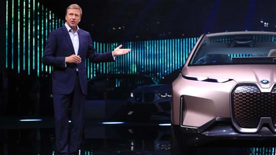 宝马电动车累计销量突破50万台 力争两年实现100万台