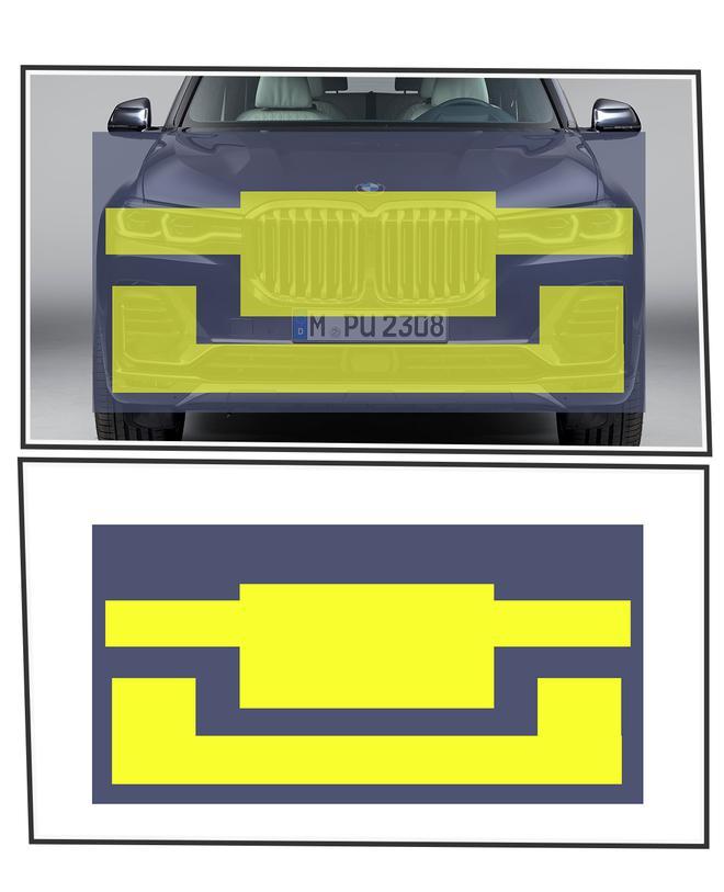 设计将汽车与艺术连接在一起 浅谈宝马三旗舰