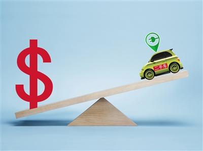 新能源二手车残值低 5万元买入不到1年只值2万元