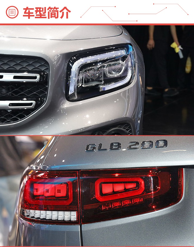 中配时尚型性价比最高 奔驰GLB购车手册