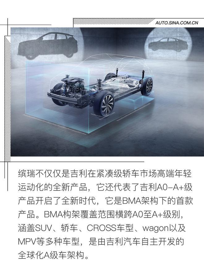 10万级小车竟有如此黑科技 体验吉利缤瑞