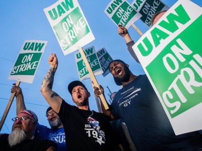 通用汽车工人罢工已持续16天  6000人被暂时解雇多款车型减产