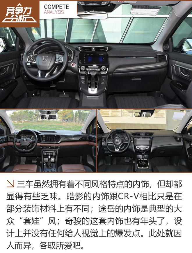 双车战略新成员 广汽本田皓影竞争力分析