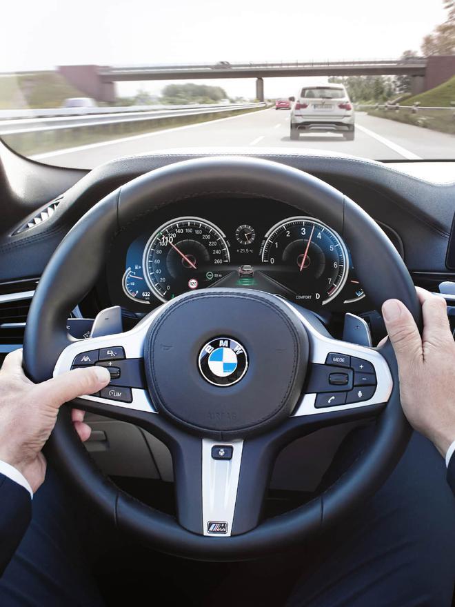 宝马在华获得自动驾驶路试牌照