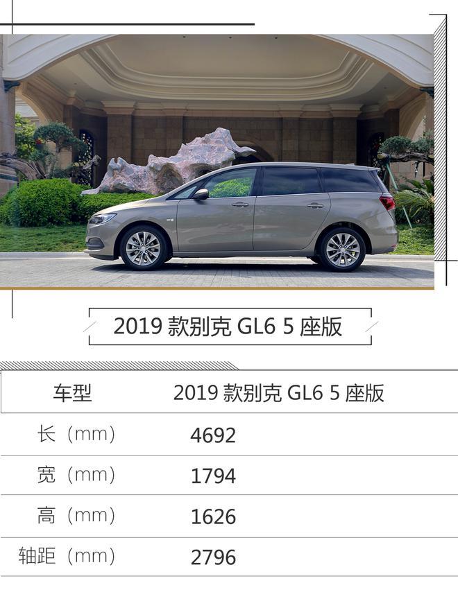 互联提升 适合家用 试2019款别克GL6
