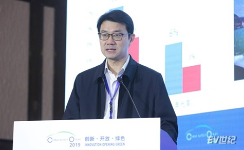 国家能源局电力司副司长赵一农