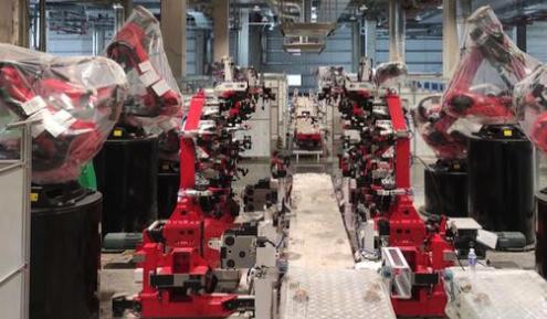热浪 上海超级工厂Model Y预计2021年实现首批交付