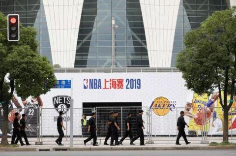 因NBA言论事件 东风日产中止与NBA在中国一切合作
