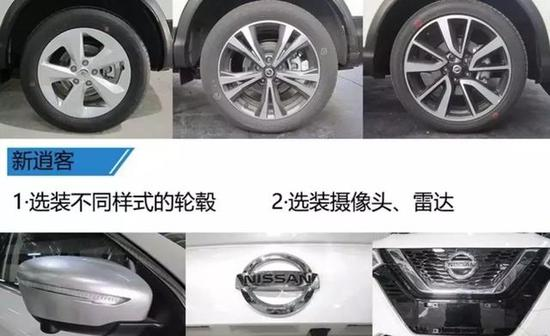 东风日产新款逍客消息 将于4月8日正式上市