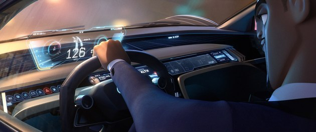 奥迪RSQ E-Tron概念车或于2019年9月发布