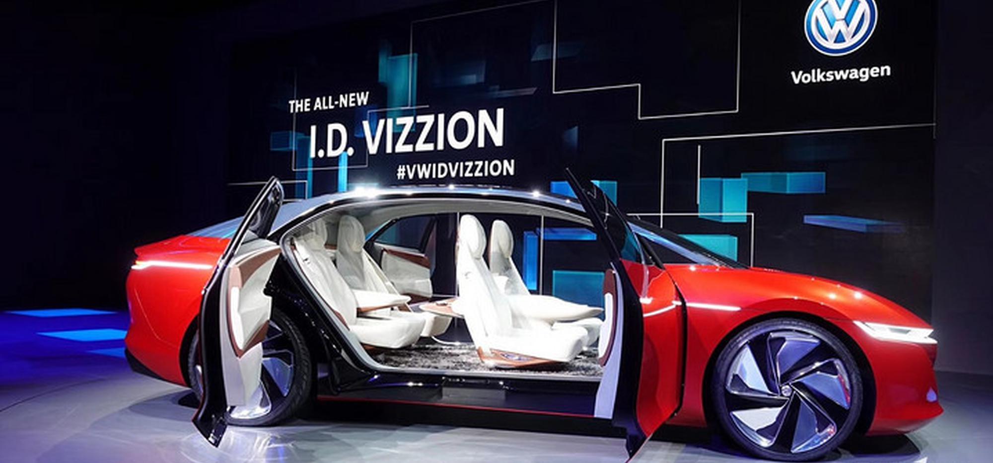 首款大众汽车品牌I.D.车型
