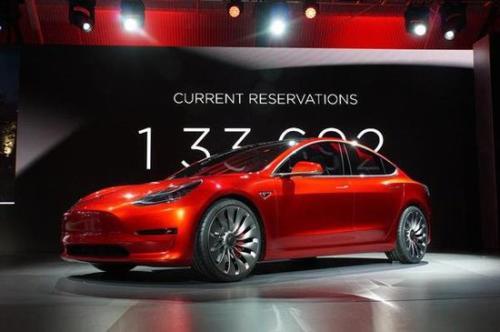 特斯拉创最大季度亏损 Q4仅产1550辆Model 3