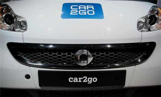 戴姆勒收购Europcar在Car2Go当中的股份