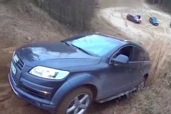 奥迪Quattro vs 宝马xDrive