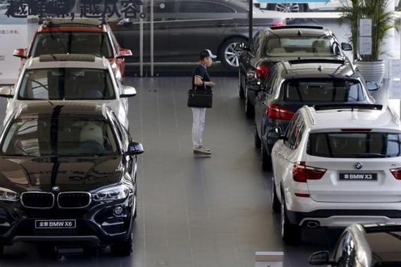 2018年中国汽车市场预计增长放缓至3%