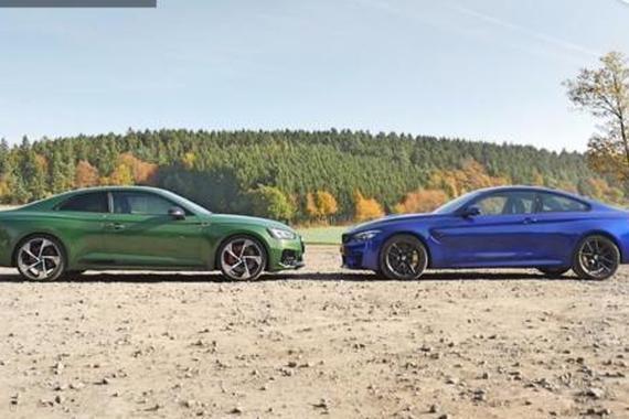 宝马M4 CS和奥迪RS5的对比