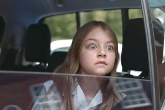 视频:什么样的汽车让美女看呆了?