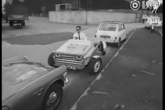 视频:Mobi-One 神车