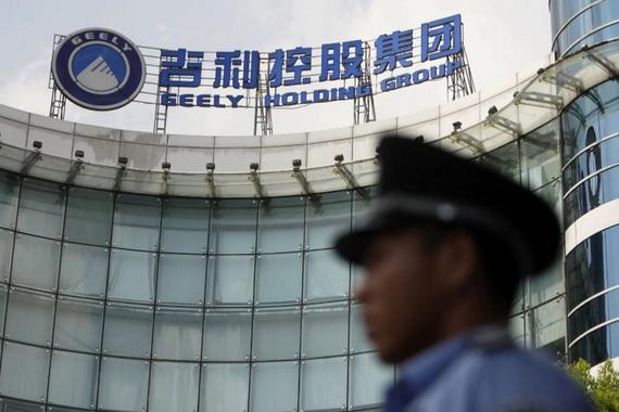 吉利收购沃尔沃集团8.2%股权 成第一大持股股东