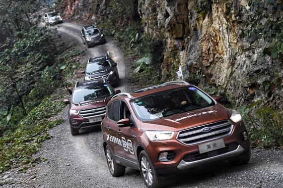 与福特SUV巡逻边防 第五季无尽之旅启程
