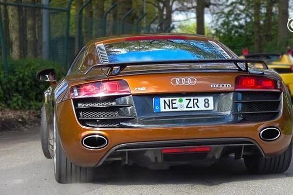 MTM出品奥迪R8 V10 Coupe