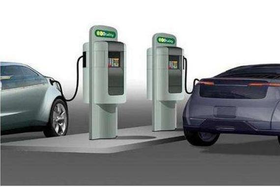 我国充电桩运营商各自为战难做大图片