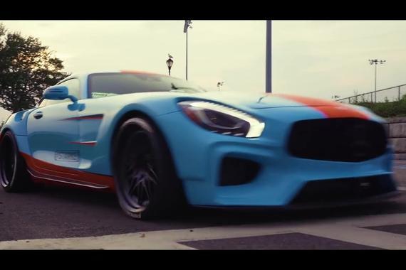 视频:Starke的梅赛德斯-AMG GT S