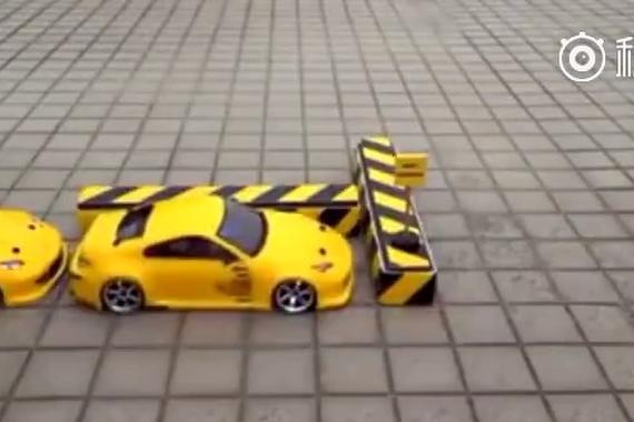 视频:遥控车能玩到这个程度世界上很难找到第二个