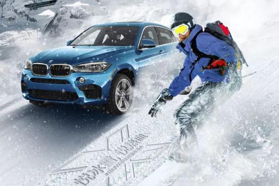 宝马#BMW超级热雪攻略#畅享冬日暖阳