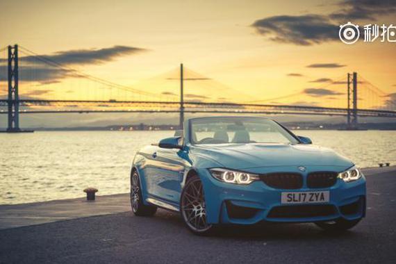 视频:美的享受,宝马BMW M4 Coupé