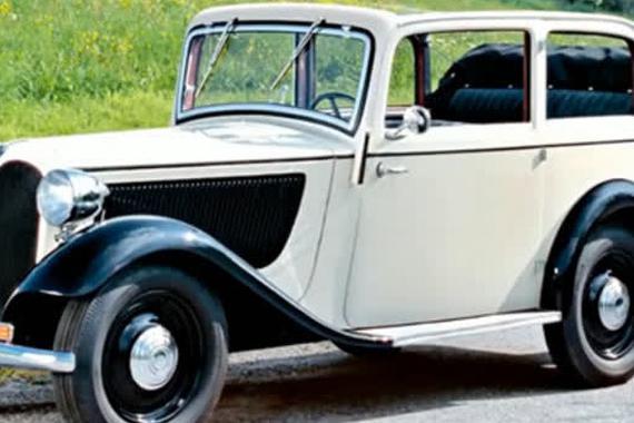 视频:宝马汽车是这样走过百年!