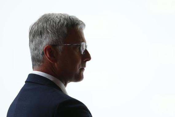 """奥迪CEO施泰德否认""""被罢免""""传闻"""