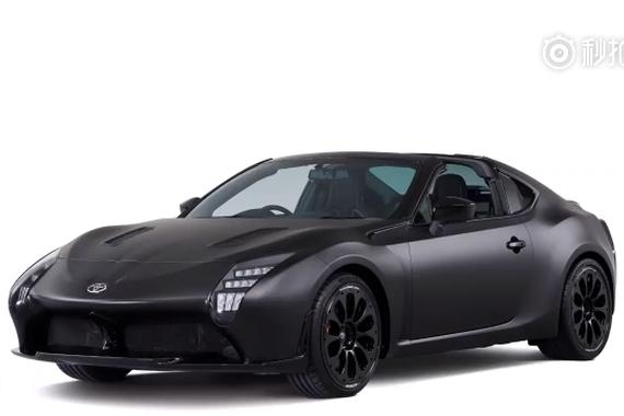 视频:全新丰田Toyota GR HV Sports概念车