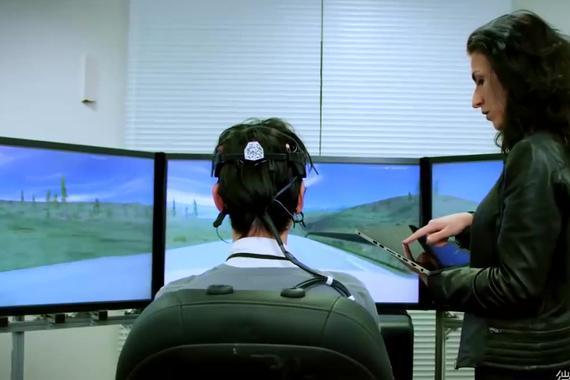 视频:用大脑控制汽车?车随心动黑科技