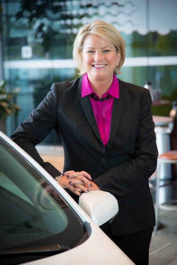 通用汽车新任全球人力资源高级副总裁金伯利·布莱斯